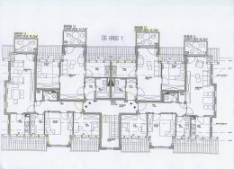 Haus 1, Dachgeschoss