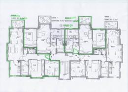 Haus 2, Erd- und Obergeschoss